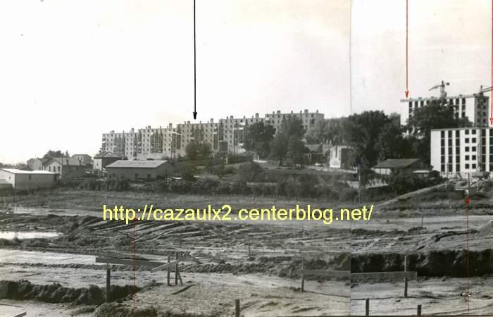 Construction de la bastide 38 for Construction bastide